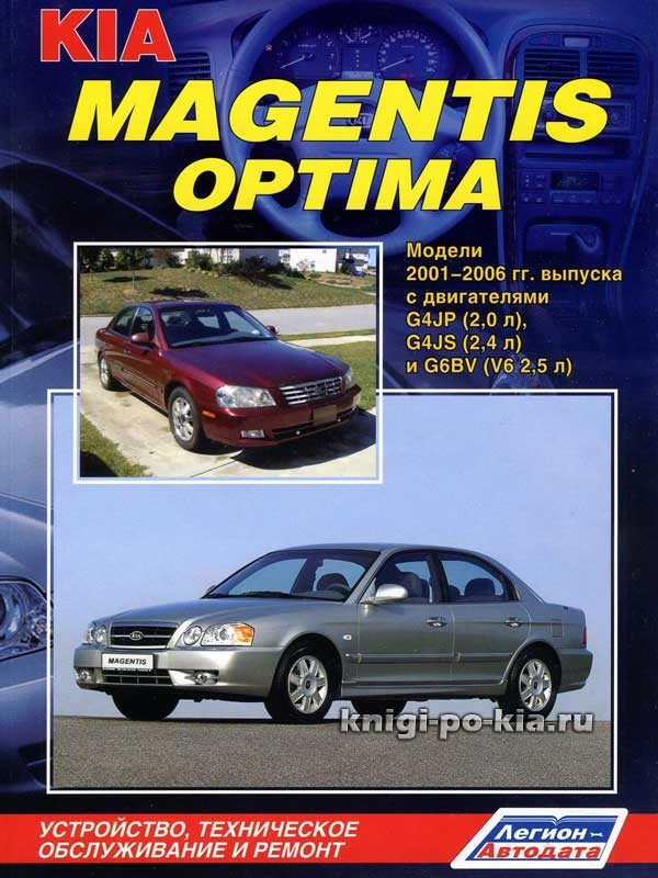 Kia Magentis / Optima.