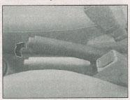 Стояночный тормоз Kia Picanto
